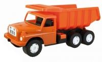 Auto Tatra 148 oranžová, plastová