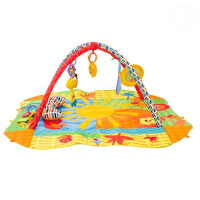 Hrací deka - Zvířátka/safari