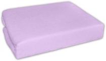 Jersey prostěradlo - Lila/fialová - 140x70