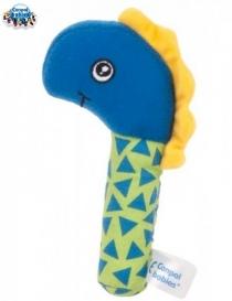 Plyšové chrastítko Canpol Babies - Dinosaurus