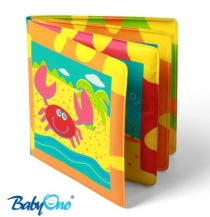 Měkká knížka Baby Ono - OCEÁN