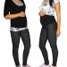 Těhotenské legíny ala JEANS - jeans