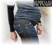 Těhotenské kalhoty/jeans KORINA