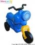 Odstrkovadlo,odrážedlo Motorka - modré