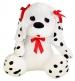Plyšový pes dalmatin, 60 cm