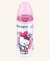 Lahvička NUK First Choice - Hello Kitty 300 ml - různé obrázky