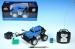 Auto RC Monster Truck 16cm na baterie s dobíjecím packem+adaptérem asst v krabici