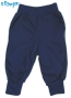 Bavlněné tepláčky, kalhoty NICOL LITTLE DOG - tm. modré
