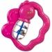 Chrastítko Motýl Canpol Babies - růžové