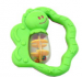 Chrastítko Motýl Canpol Babies - zelené