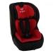 Autosedačka ZSX ISOFIX 9-36kg - červená