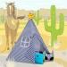 Stan pro děti TIPI - bez podložky